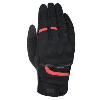 Мотоперчатки текстильные Oxford Brisbane Air MS Short Summer Glove Tech Black