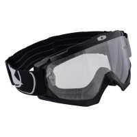 Очки кроссовые Oxford Assault Pro Goggle Matt Black