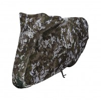 Моточехол Oxford Aquatex Camo New- Камуфляжный Medium CV212