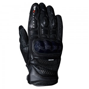 Мотоперчатки кожаные Oxford RP-4 2.0 MS Short Sports Glove Tech Black
