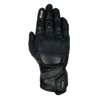Мотоперчатки кожаные Oxford RP-3 2.0 MS Short Sports Glove Stealth Black