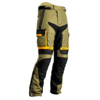 Текстильные мотоштаны RST Pro Series Adventure-X CE Mens Textile Jean Green / Ochre