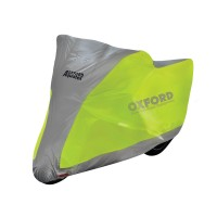 Моточехол на скутер мотоцикл Oxford Aquatex Fluorescent Cover L
