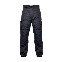 Мотоштаны Oxford T17 Spartan Trousers Black
