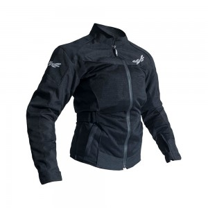 Женская мотокуртка RST 102059 Gemma II Vented CE Ladies Textile Jacket Black / Black
