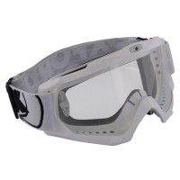 Очки кроссовые Oxford Assault Pro Goggle White