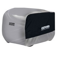 Чехол на квадроцикл Oxford Aquatex ATV Cover Black/Silver Large