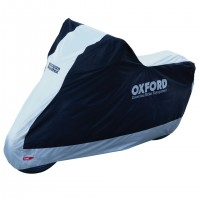 Моточехол Oxford Aquatex BlackSilver ХL CV206