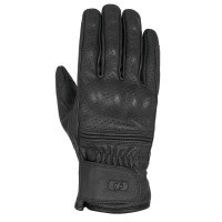 Мотоперчатки кожаные Oxford Holbeach MS Short Leather Glove Black