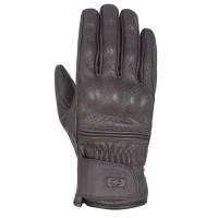 Мотоперчатки кожаные Oxford Holbeach MS Short Leather Glove Brown