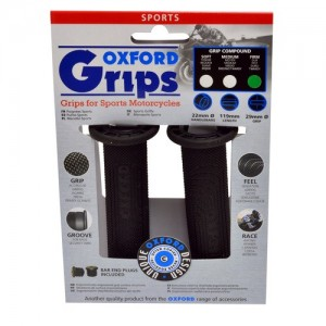 Грипсы руля Oxford Sports grips(pair) Soft - Мягкий
